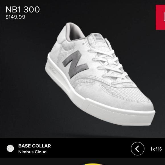 b573e6a05559c New Balance Shoes | Nb 1 Us300 Low Sneakers | Poshmark